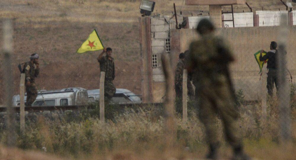 وحدات حماية الشعب الكردي
