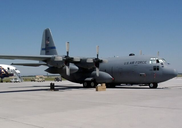 طائرة لوكهيد إيه سي-130