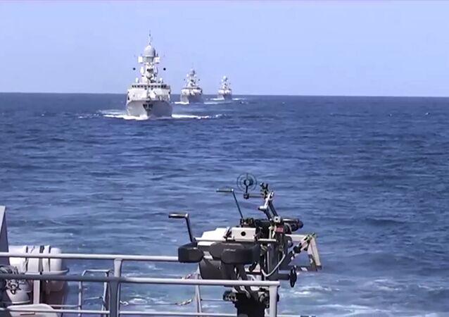 أسطول بحر قزوين