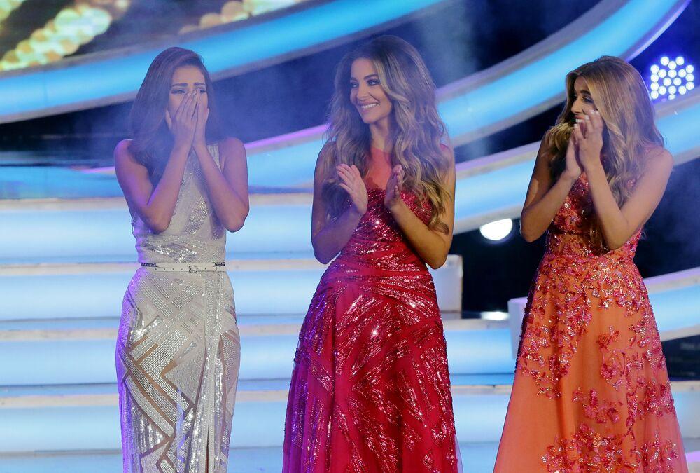 المشاركين في مسابقة ملكة جمال لبنان 2015