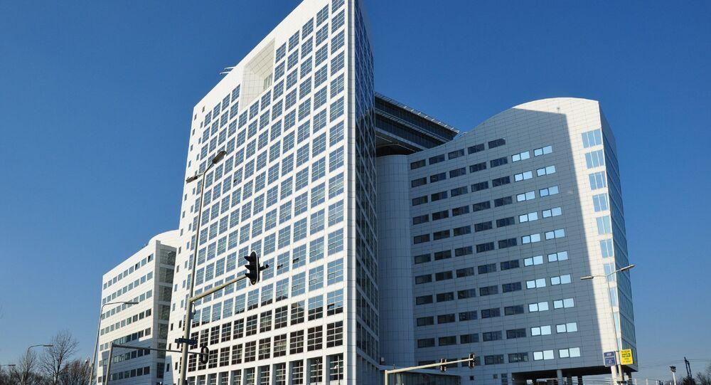 المحكمة الجنائية الدولية