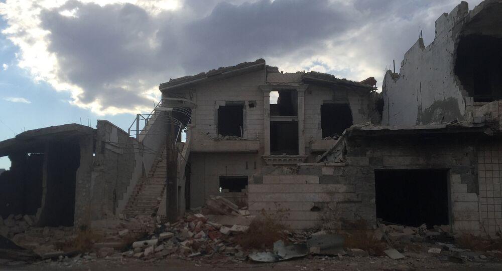 الوضع في سوريا