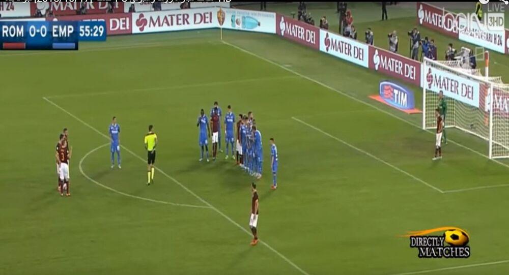 الدوري الإيطالي.. روما يهزم إمبولي ويحقق فوزه الثالث على التوالي