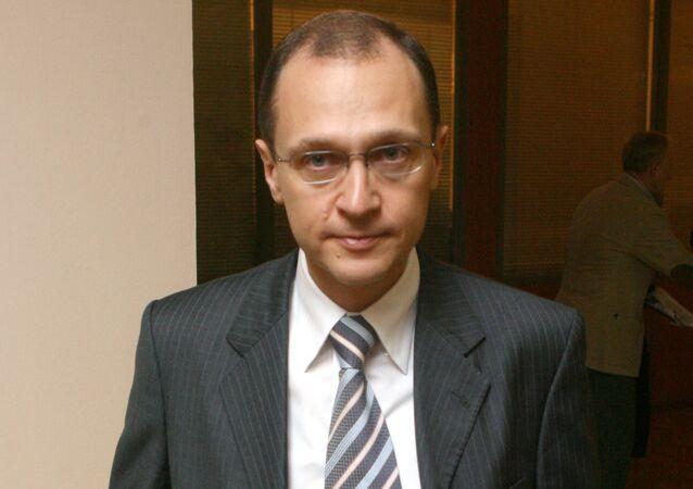 رئيس شركة روس آتوم سيرغي كيرينكو