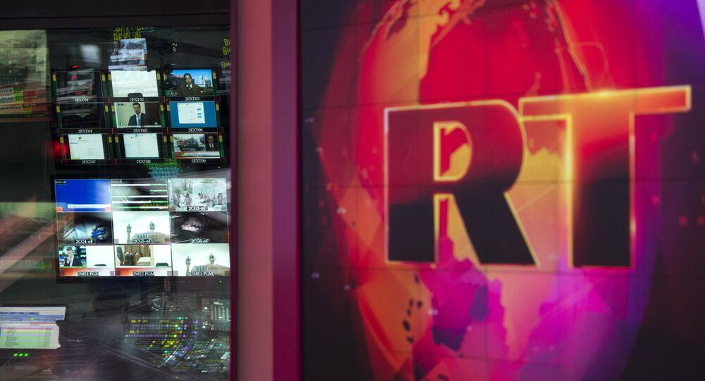 قناة Russia Today