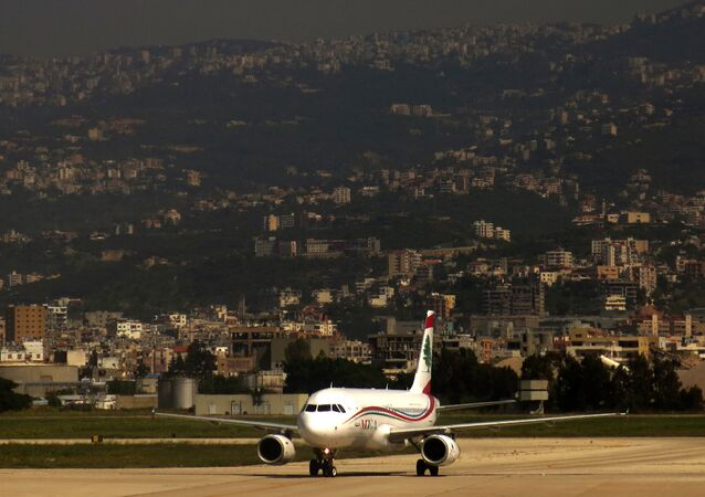 مطار رفيق الحريري الدولي بيروت