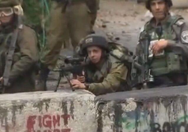 اشتباكات في الضفة الغربية