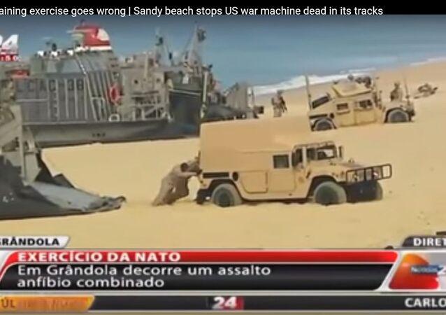 تدريبات الناتو