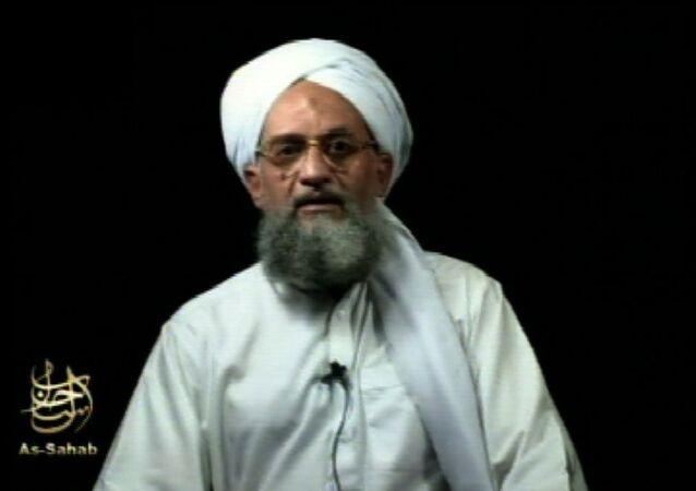 أيمن الظواهري زعيم القاعدة