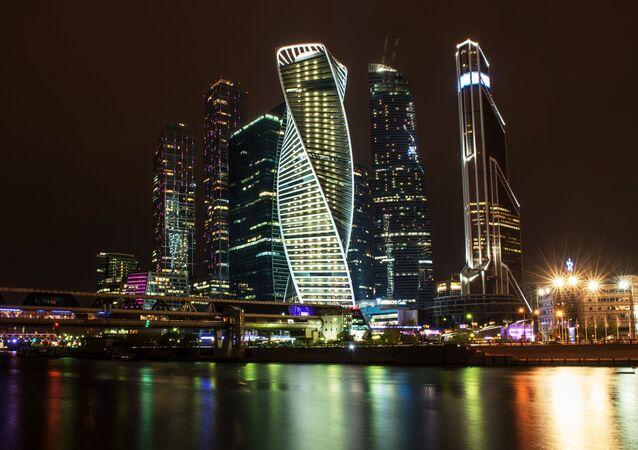 المركز التجاري الدولي موسكو سيتي