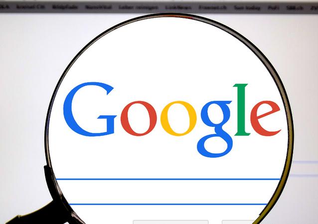 البحث في غوغل