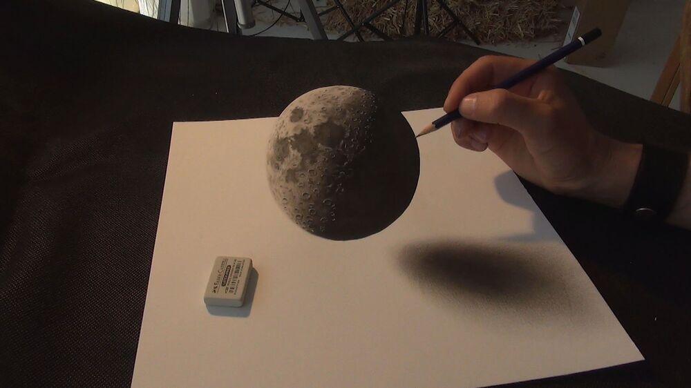 3D Art: عندما تحي الرسومات