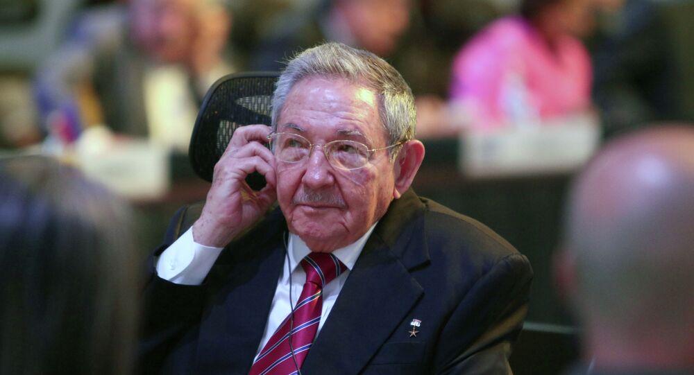 راؤول كاسترو