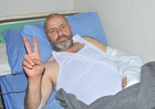 الجندي السوري نبيل اسبر