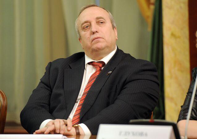 النائب الأول لرئيس لجنة الدفاع والأمن في المجلس الفيدرالي فرانس كلينتسيفيتش