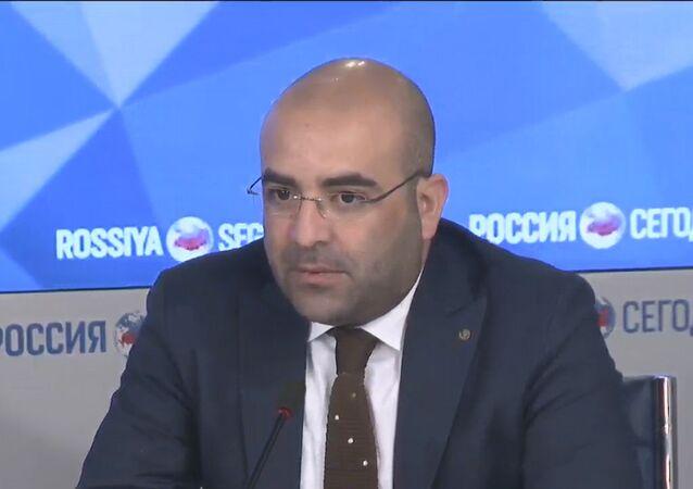 ممثلي المعارضة السورية في روسيا