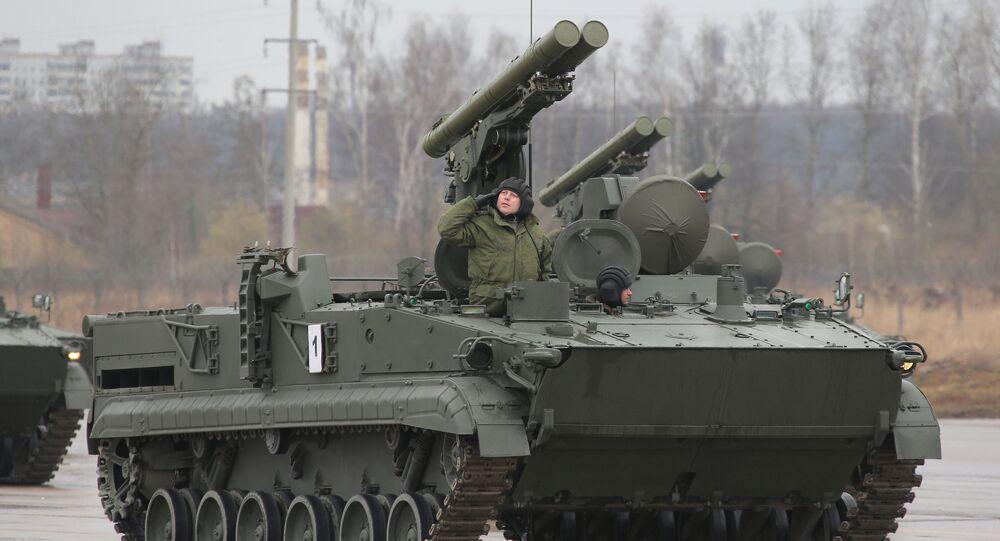 قاذف صواريخ م/د خريزانتيما (كريزانتيم)