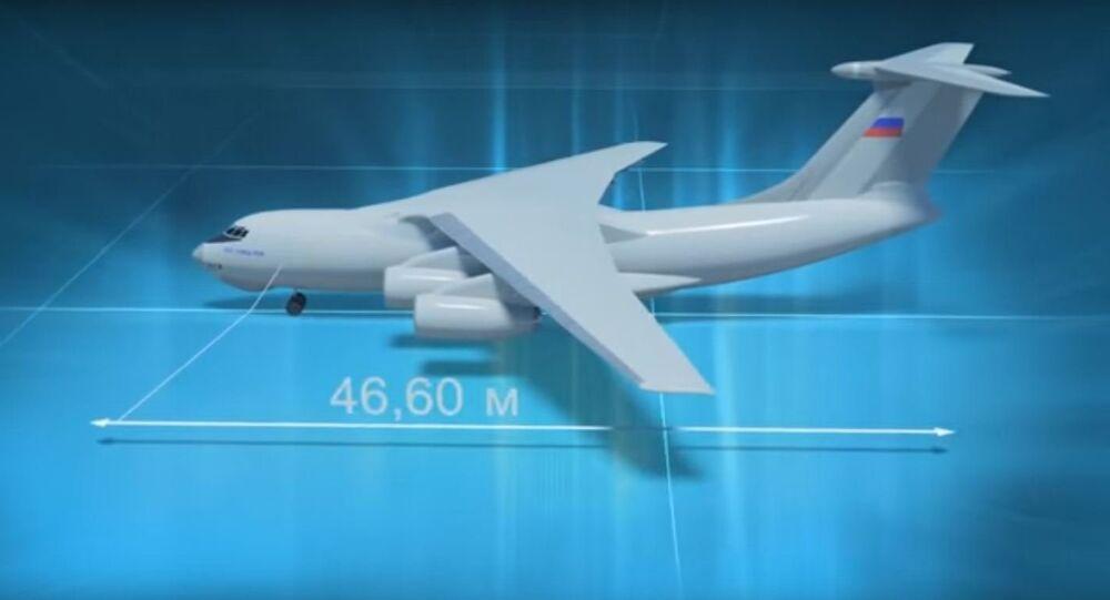 طائرات ضخمة من طراز إل  - 76 أم دي – 90 ايه