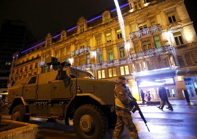 الجيش البلجيكي
