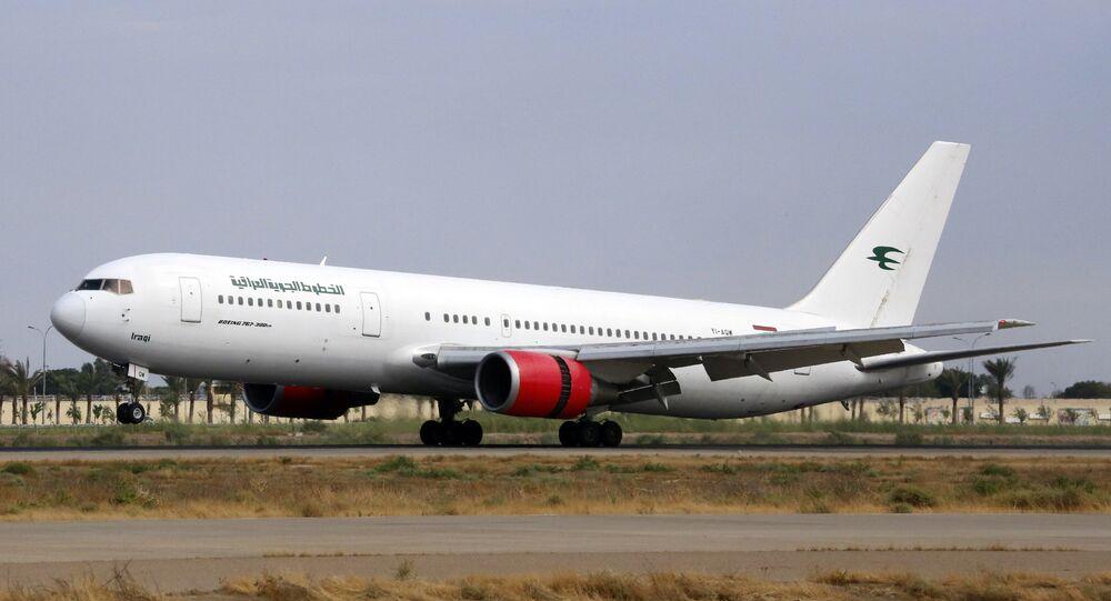 الخطوط الجوية العراقية