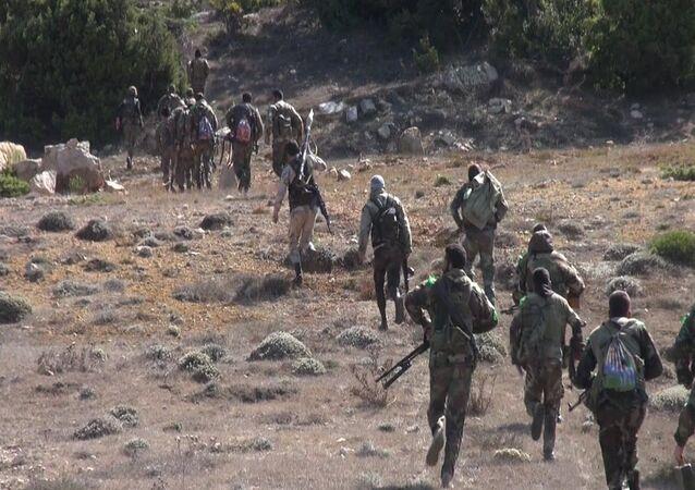 الجيش السورى فى اللاذقية