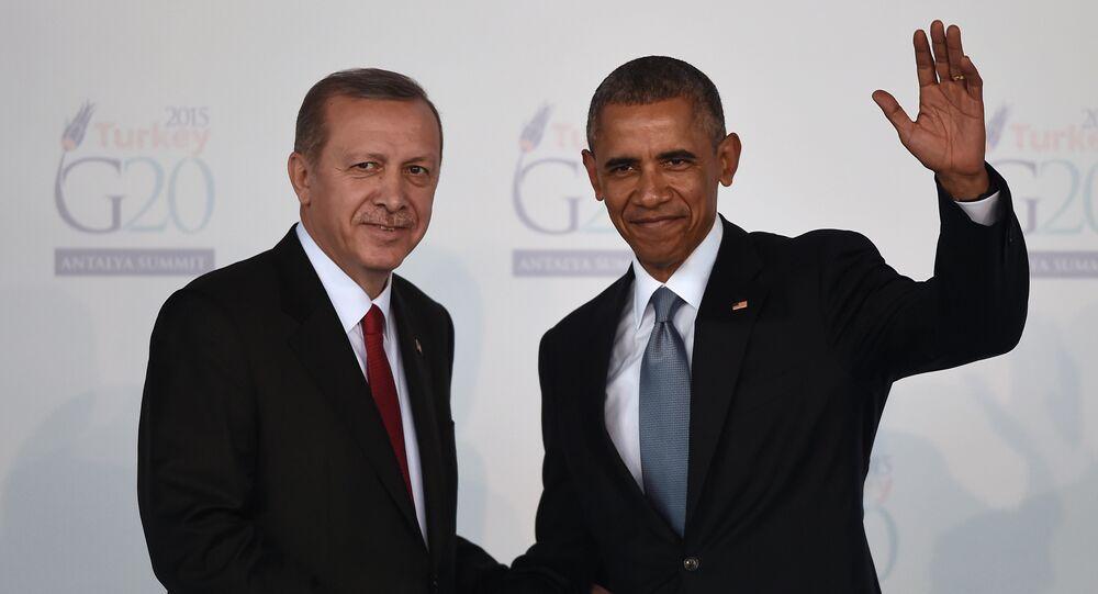 أوباما و أردوغان