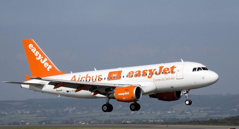 شركة الطيرانإيزي جيت