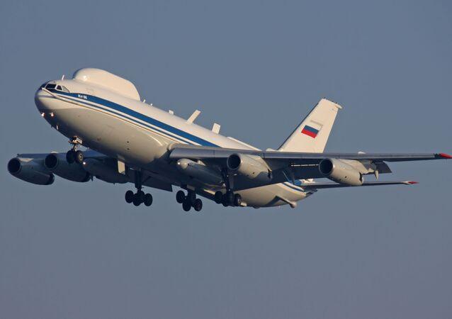 Российский самолет Ил-80 второго поколения