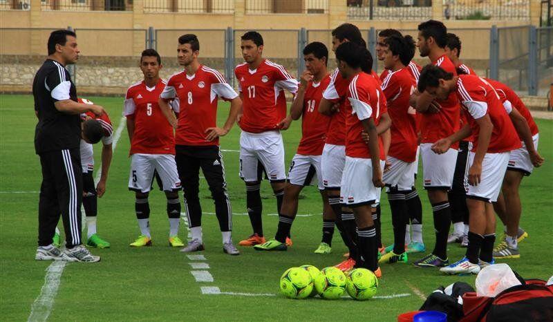 المنتخب الأولمبي المصري