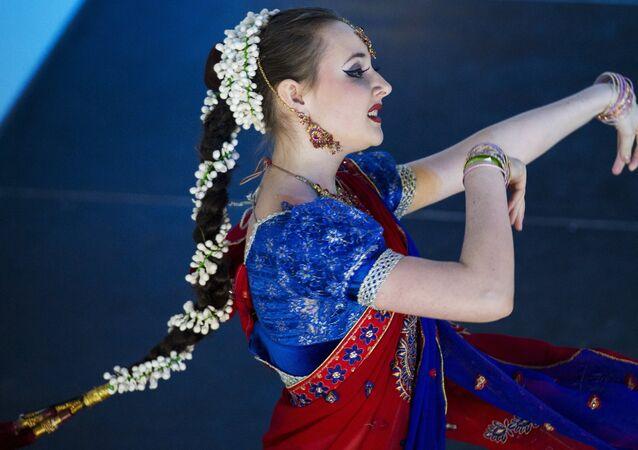 رقصة هندية