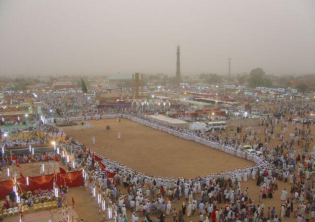 السودان .. احتفالات المولد النبوي