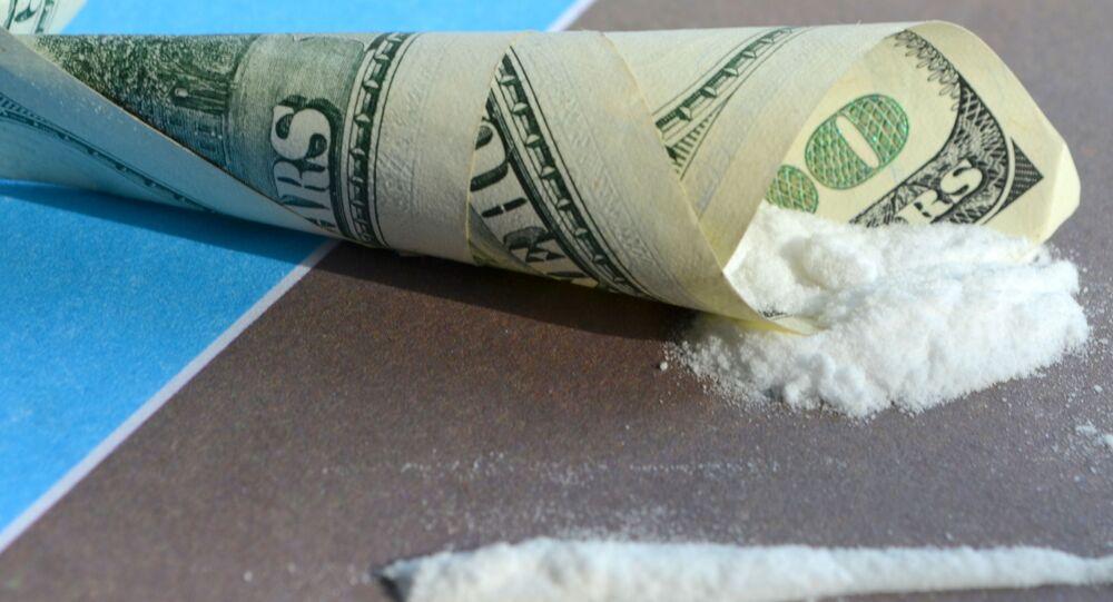 داعش والمخدرات