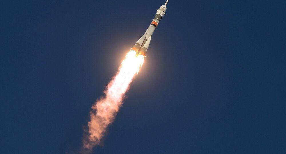 صاروخ فضائي روسي