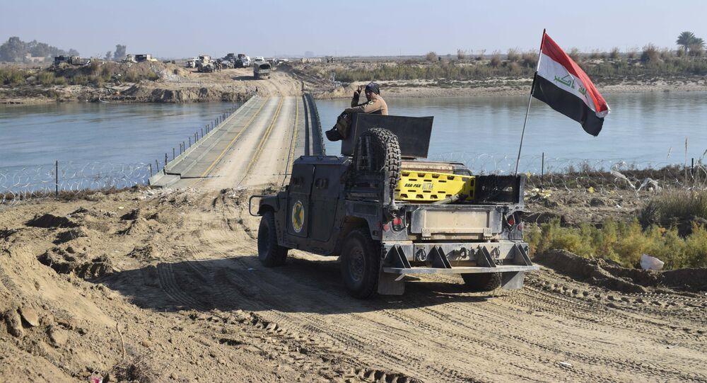 تحرير مدينة الرمادي العراقية
