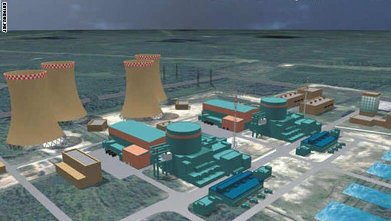 تصميم محطة نووية روسية من الجيل الثالث