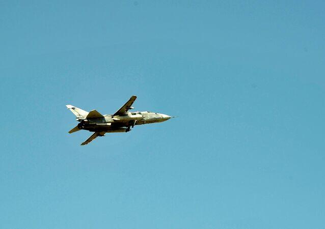 طائرة من طراز سو-24