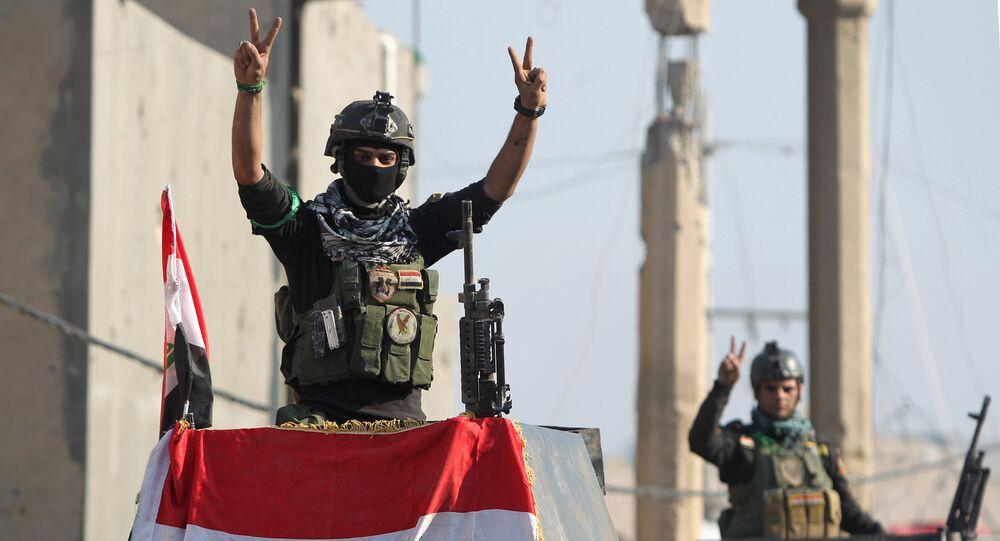 صورة أرشيفيةالجيش العراقي