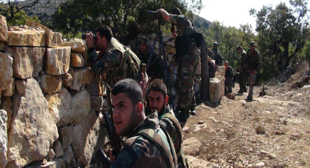 الجيش السوري - اللاذقية