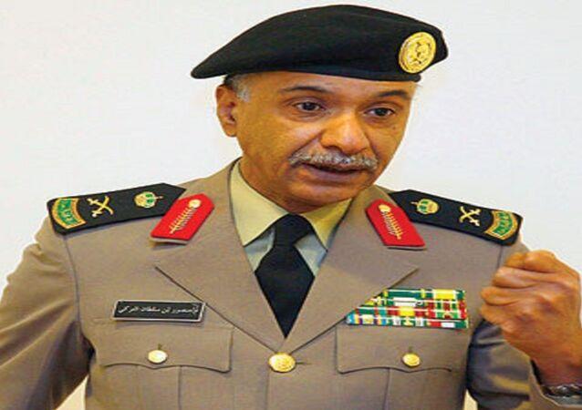 اللواء منصور التركي المتحدث باسم وزارة الداخلية السعودية