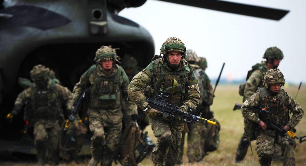الجيش البريطاني