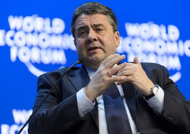 وزير الاقتصاد الألماني زيجمار جابرييل