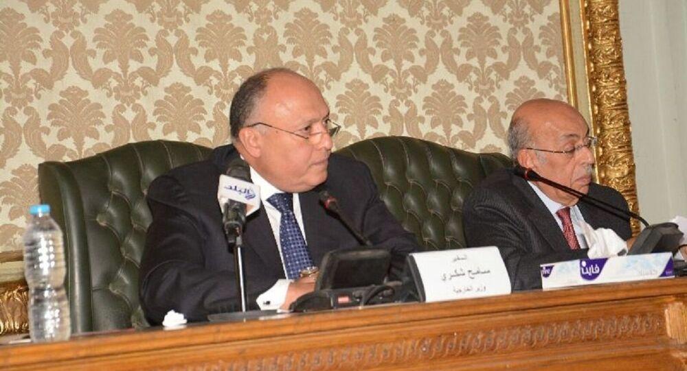 السياسة الخارجية المصرية