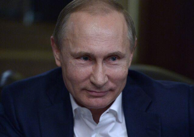 بوتين في مقابلة مع صحيفة بيلد الألمانية