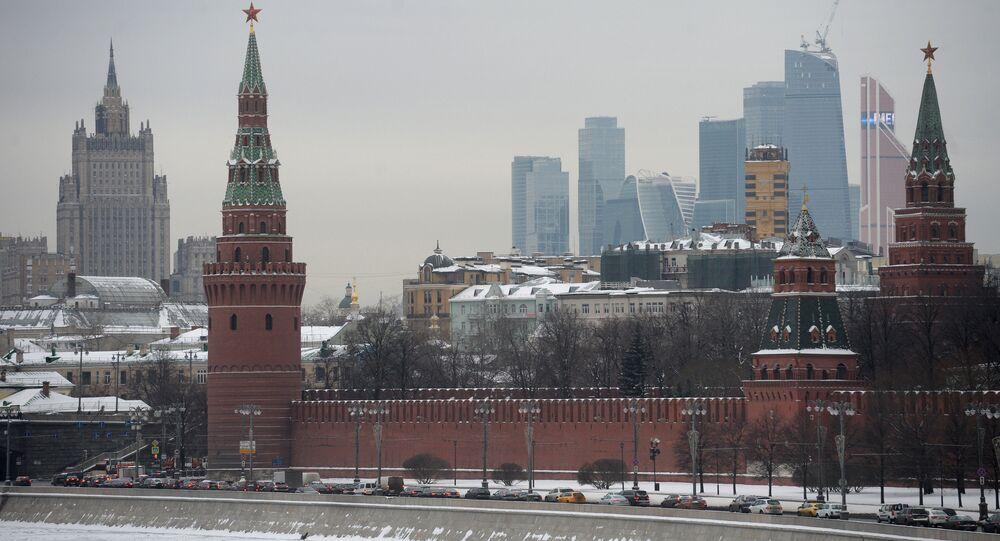 الكرملين، موسكو.
