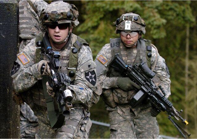 قوة العمليات الخاصة الأمريكية