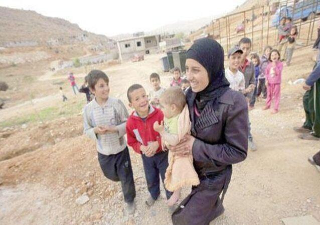 عودة السوريين إلى منازلهم