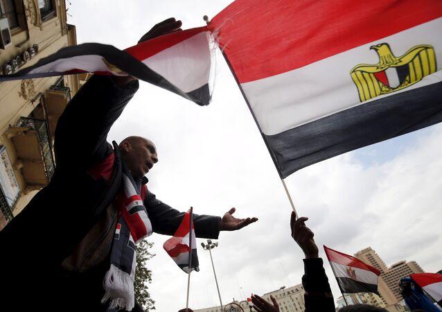 مصر وثورة 25 يناير