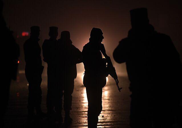قوات الأمن في أفغانستان