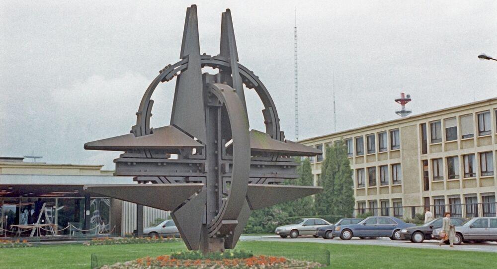حلف الناتو في بروكسل