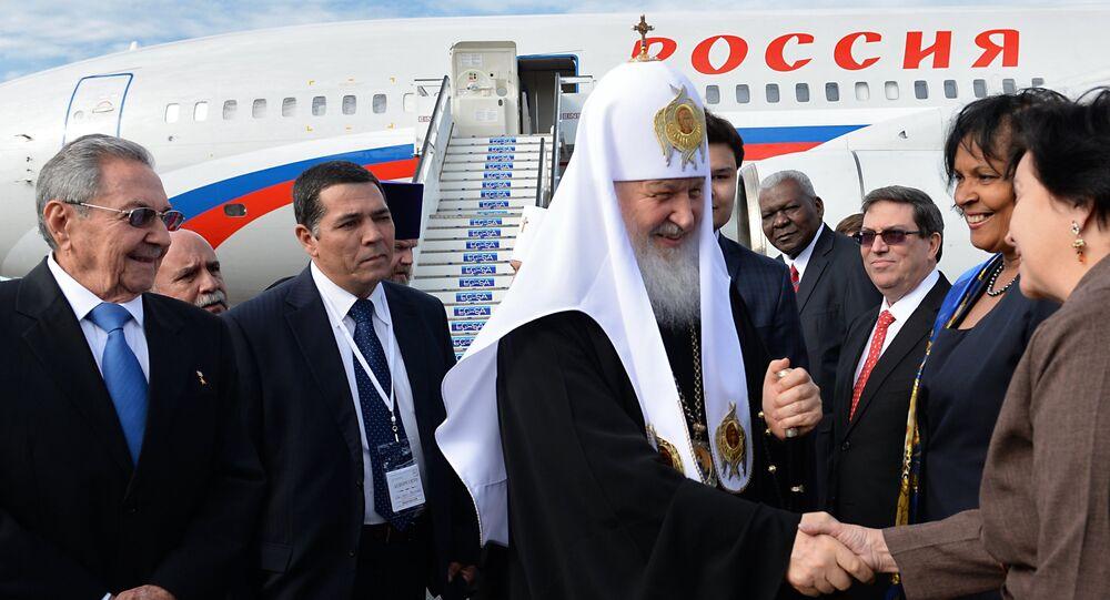 بطريرك موسكو وسائر روسيا، كيريل